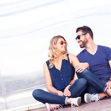 Profilo utente di Charlotte & Nicolas