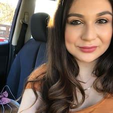 Silvia Amelia User Profile