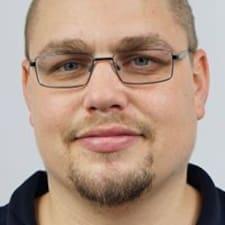 Diederick User Profile