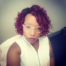 Profil utilisateur de Nyameka