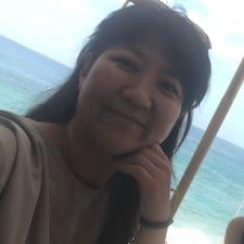 Sachiko felhasználói profilja