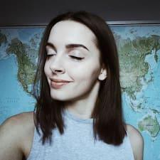 Natalia felhasználói profilja