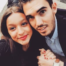 Profil utilisateur de Luna & Pierre-Antoine