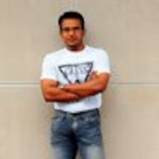 Sandeep felhasználói profilja