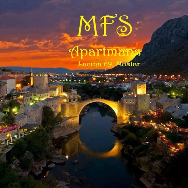 Guidebook for Mostar