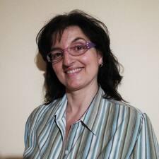 Mariapia Brukerprofil