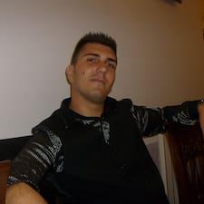 Profil utilisateur de Calogero
