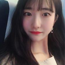 Användarprofil för Jihye
