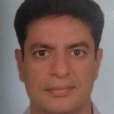 Henkilön Sanjay käyttäjäprofiili