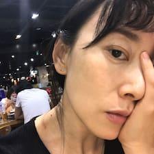 Wen felhasználói profilja