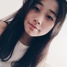 Profil utilisateur de Kristel