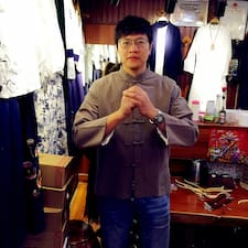 Profil utilisateur de Hongyin
