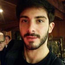 Jean-Nicolas felhasználói profilja