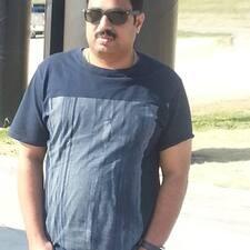 Nutzerprofil von Madhusudhana