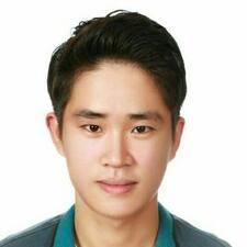 Jeongyun felhasználói profilja