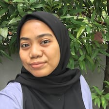 Fathiah User Profile