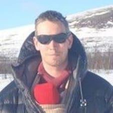 Henkilön Björn käyttäjäprofiili