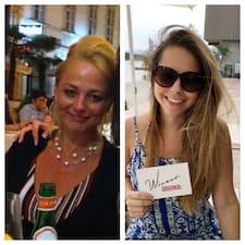 Profil utilisateur de Ariane & Ingrid
