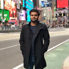 Profil utilisateur de Kaushik