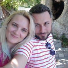 Mariana&Felix User Profile