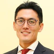 Kenichiro Brukerprofil