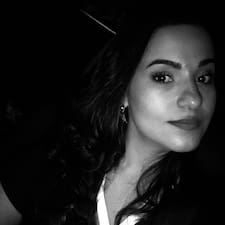 Daniela felhasználói profilja
