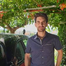 Profil Pengguna Federico