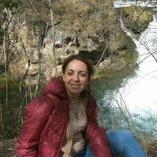 Nutzerprofil von Ana Belén