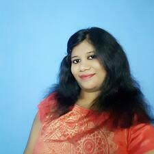 Profil utilisateur de Amoolya