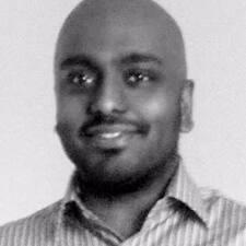 Mukesh felhasználói profilja