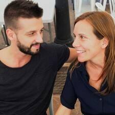 Iria Y Luca Brugerprofil
