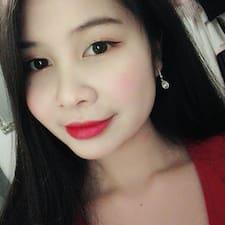 Thanh的用戶個人資料