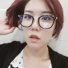 Profil utilisateur de Eunjin