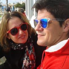 Profil Pengguna Alicia Y Óscar