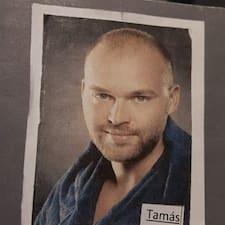 Tamásさんのプロフィール