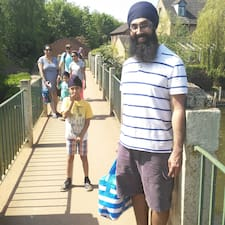 Gurbir Singh felhasználói profilja