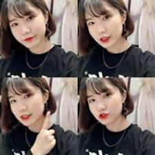 Användarprofil för Mi Hyeon