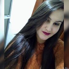 Gebruikersprofiel Luziana Diniz Costa De Oliveira
