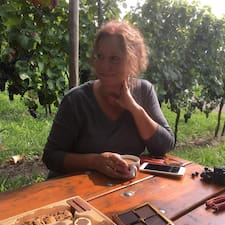 Användarprofil för Margaret