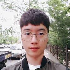 Perfil do utilizador de Jae Joon