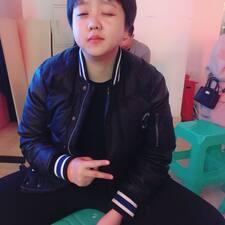 Henkilön 邓诗凡 käyttäjäprofiili