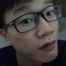 Perfil do usuário de 黎
