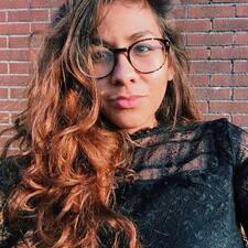 Darina felhasználói profilja