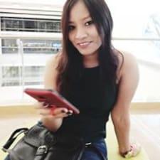 Yolanda  Araceli的用戶個人資料
