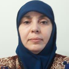 Användarprofil för Fatiha