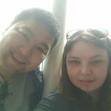 Scott & Jenny felhasználói profilja