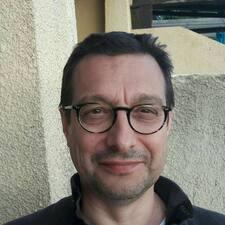 Henkilön Marc käyttäjäprofiili