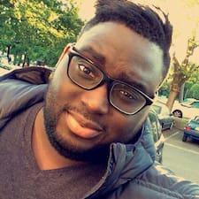 Profil utilisateur de Bouya
