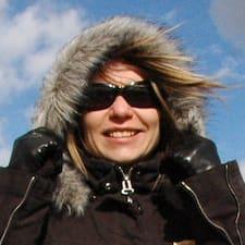 Kira C. User Profile