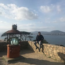 Notandalýsing Diego